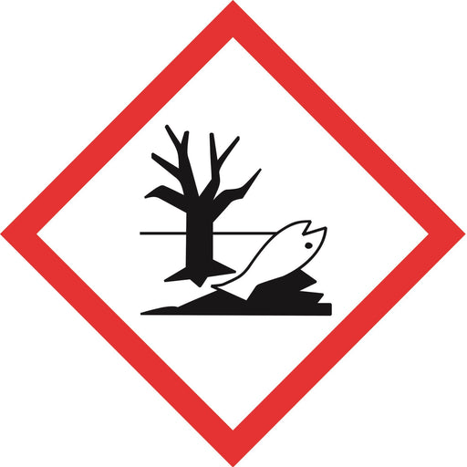 Hazardous Diamonds - Hazardous to the aquatic environment