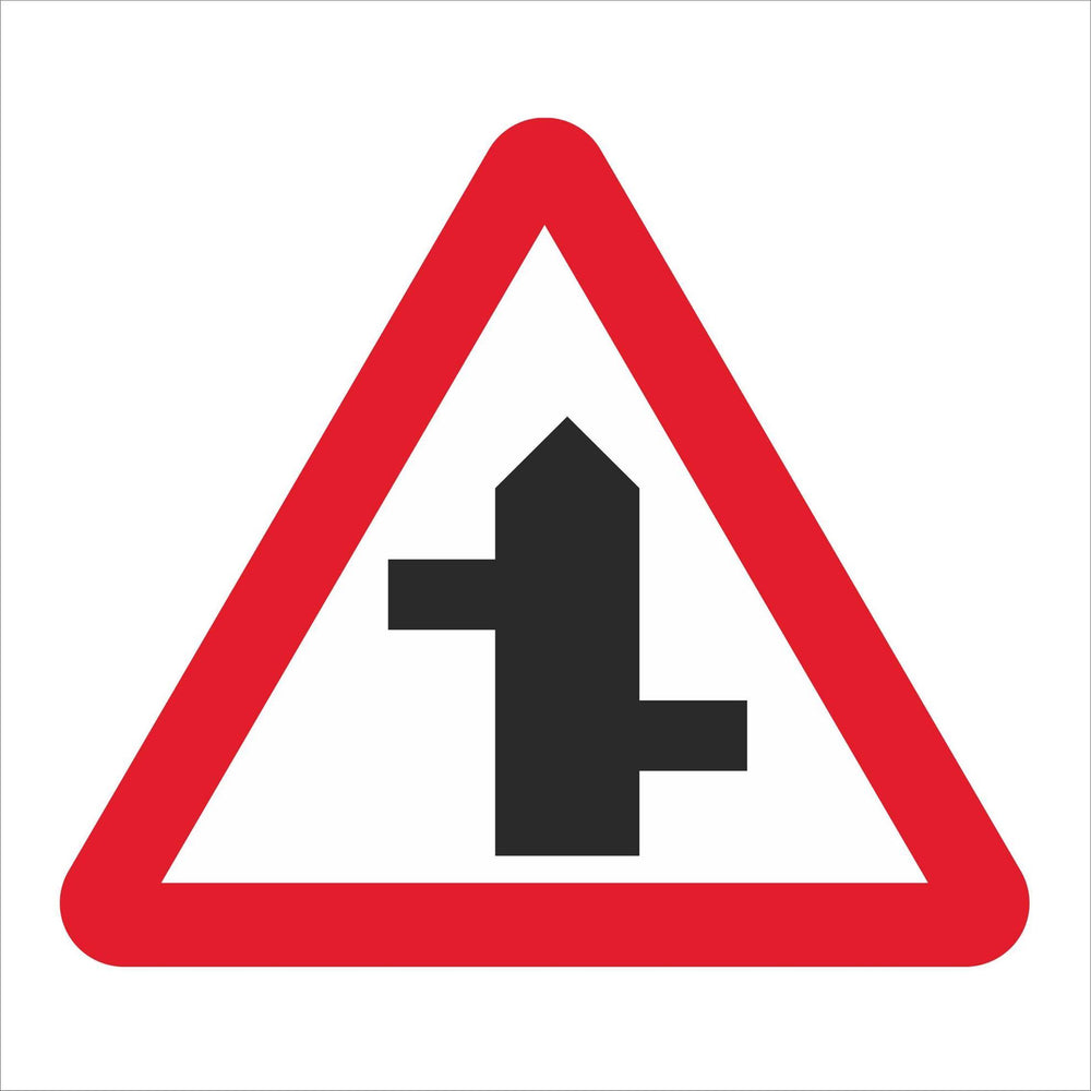 Temporary Road Traffic Sign