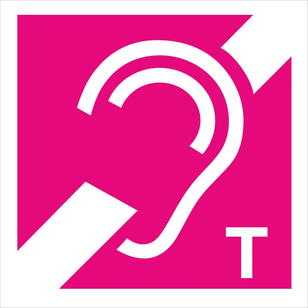 Hearing aid T position