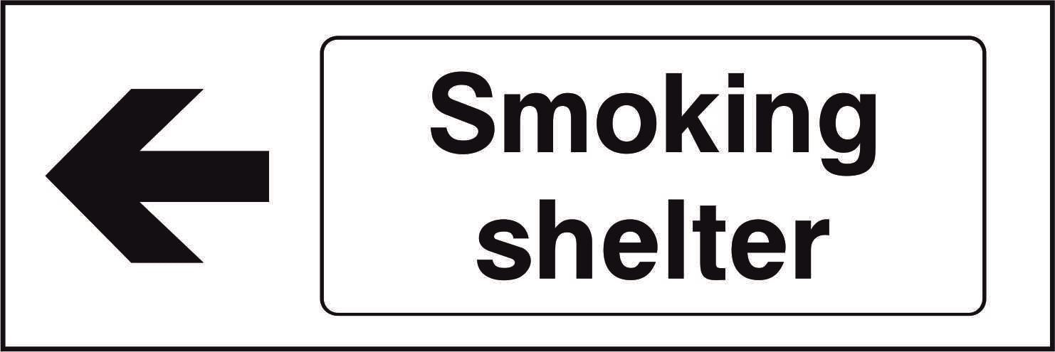 Smoking shelter
