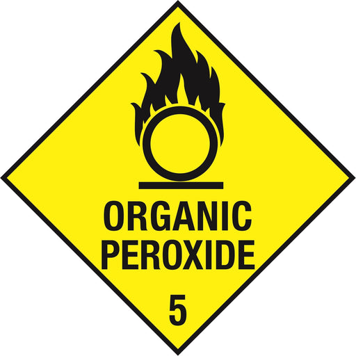 Hazardous Diamond - ORGANIC PEROXIDE 5
