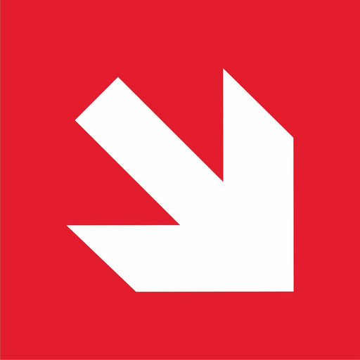 Fire - Down Right Arrow