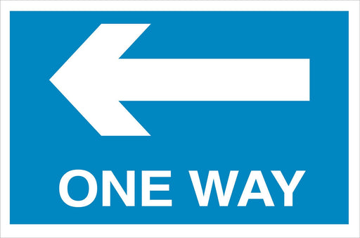 ONE WAY