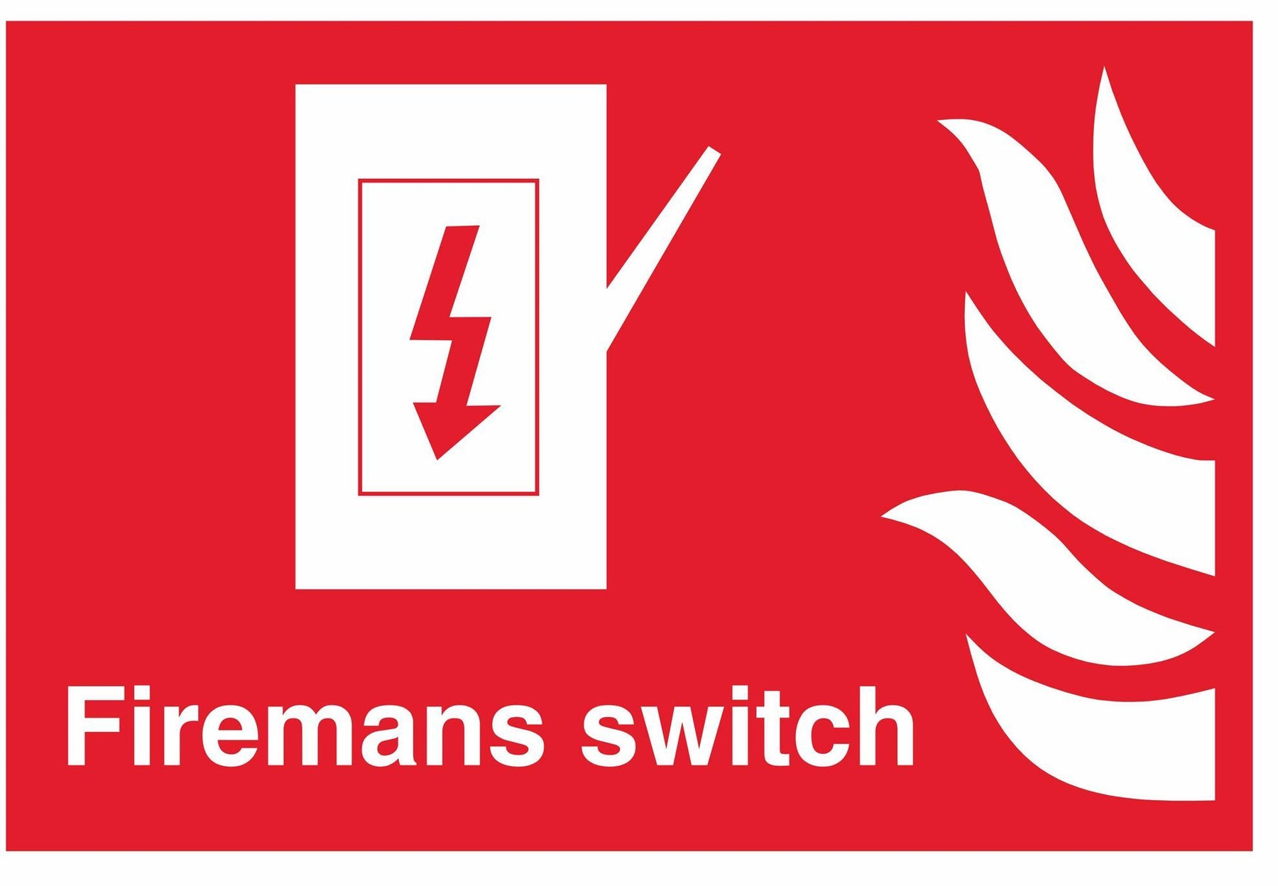 Firemans switch