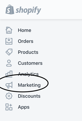 Marketing on Shopify