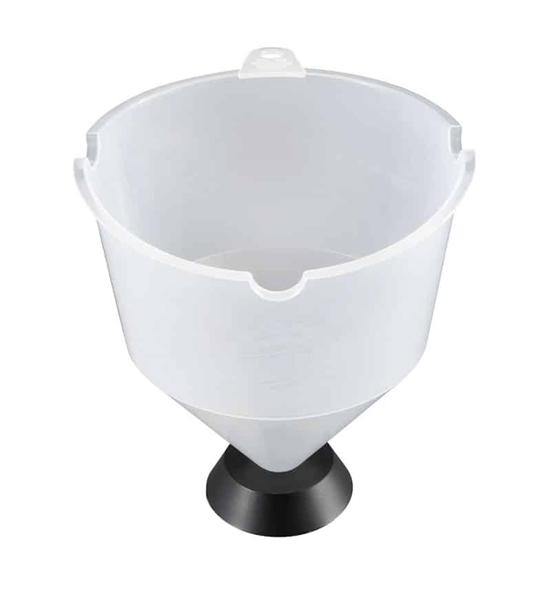Large Capacity 3 ½ Quart Weighted Funnel
