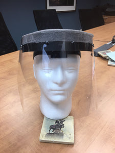 ClearGuardian Face Shields (PPE Protection)