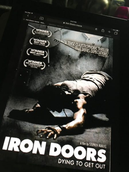Macabre...ish Horror Review: Iron Doors