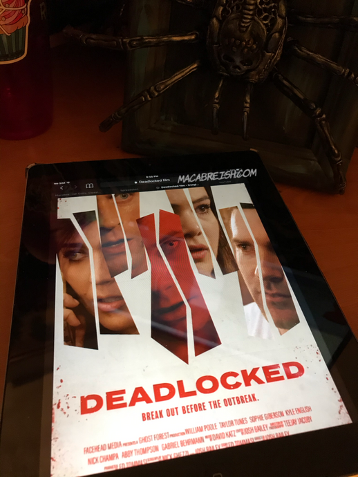 Macabre...ish Horror Review: Deadlocked