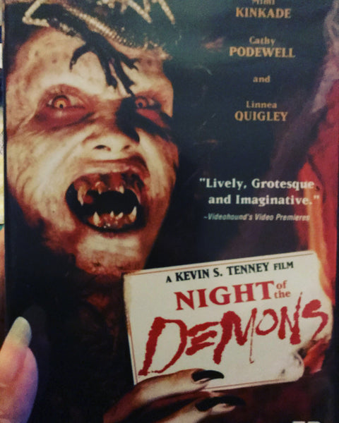 Macabre...ish Horror Review: Night of the Demons