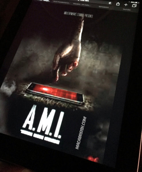 Macabre...ish Horror Review: AMI