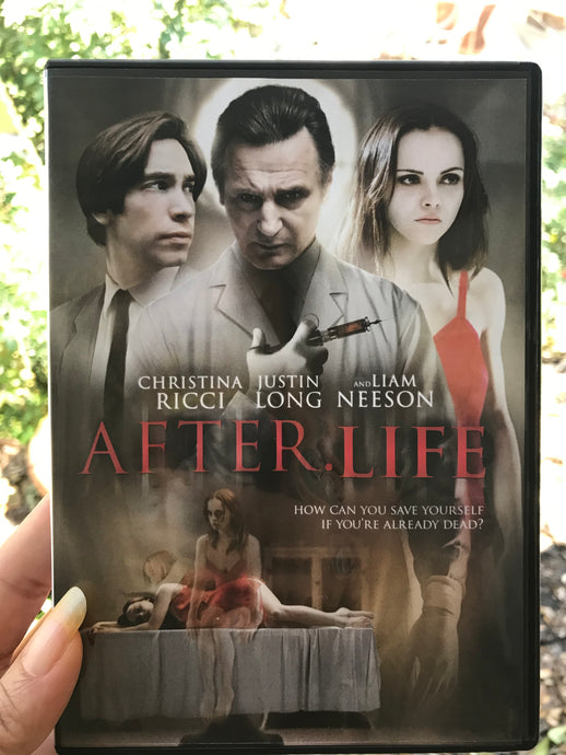 Macabre...ish Horror Review: After. Life