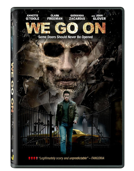 Macabre...ish Horror Review: We Go On