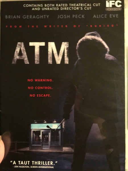 Macabre...ish Horror Review: ATM