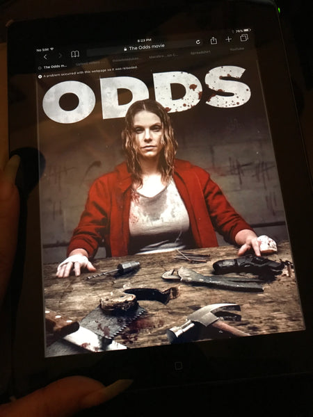 Macabre...ish Horror Review: The Odds