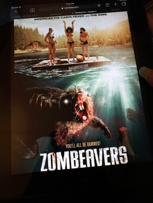 Macabre...ish Horror Review: Zombeavers