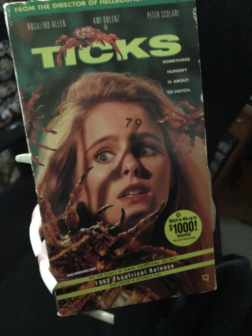 Macabre...ish Horror Movie Review: Ticks