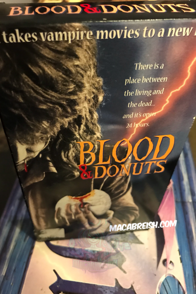 Macabre...ish Horror Review: Blood and Donuts