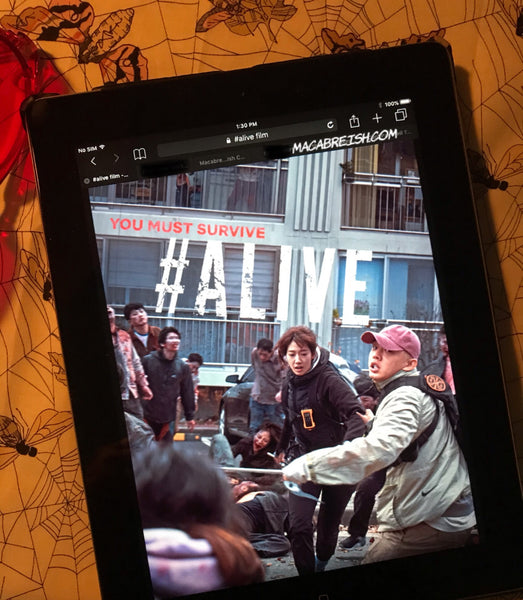 Macabre...ish Horror Review: #alive aka #i_must_survive
