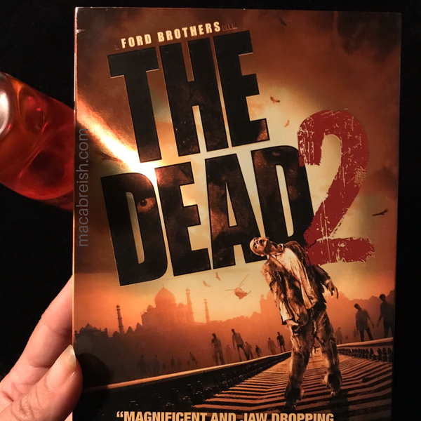 Macabre...ish Horror Review: The Dead 2: India