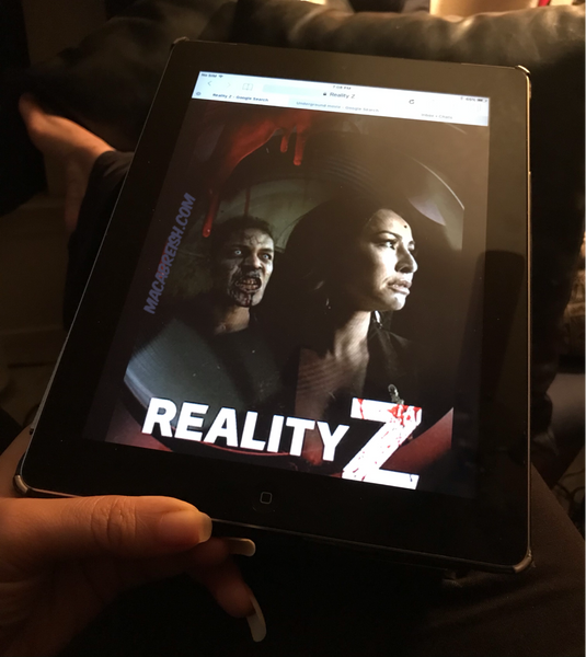 Macabre...ish Horror Review: Reality Z