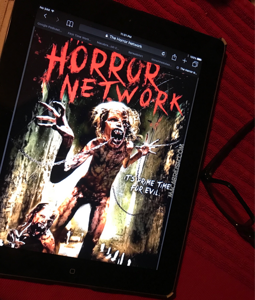 Macabre...ish Horror Review: The Horror Network