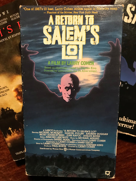 Macabre...ish Horror Review: A Return to Salem's Lot