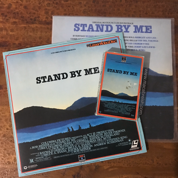Macabre...ish Horror Review: Stand By Me