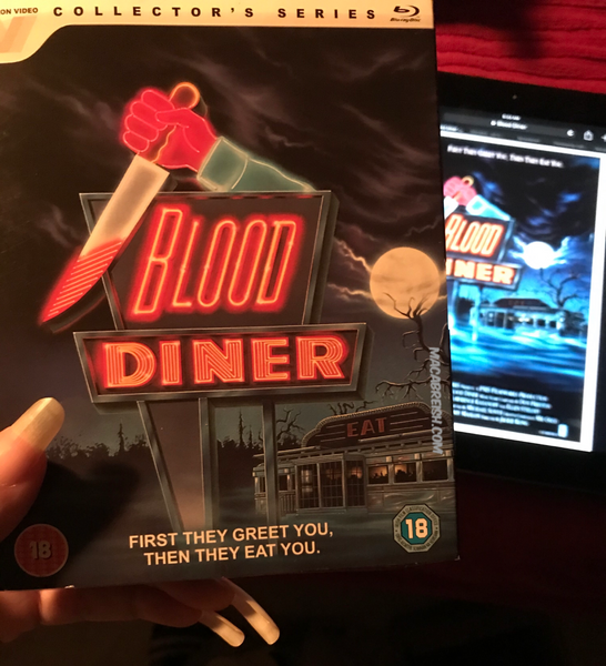 Macabre...ish Horror Review: Blood Diner