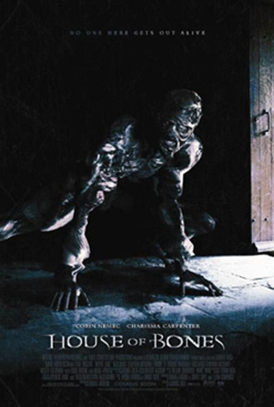 Macabre...ish Horror Review: House of Bones