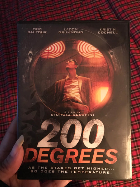 Macabre...ish Horror Review: 200 Degrees