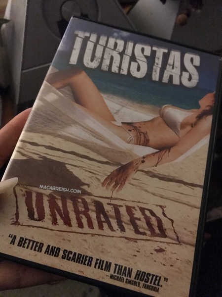 Macabre...ish Horror Review: Turistas