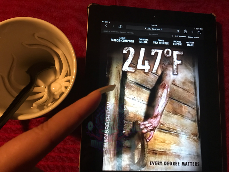 Macabre...ish Horror Review: 247 Degrees F
