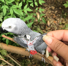 Load image into Gallery viewer, Zombie African Grey