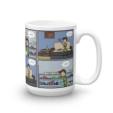Load image into Gallery viewer, Sick Day Comic Mug