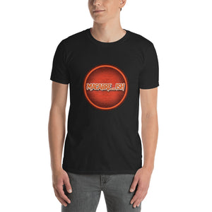 Macabre...ish Stamp Short-Sleeve Unisex T-Shirt