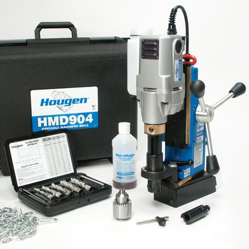 Hougen Magnetic Drills & Annular Cutters
