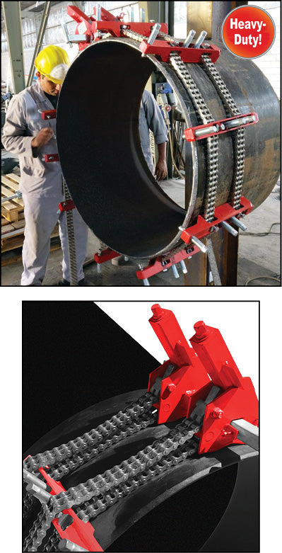 Double Chain Clamp
