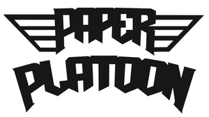 PAPER PLATOON- OFFICIAL MERCH