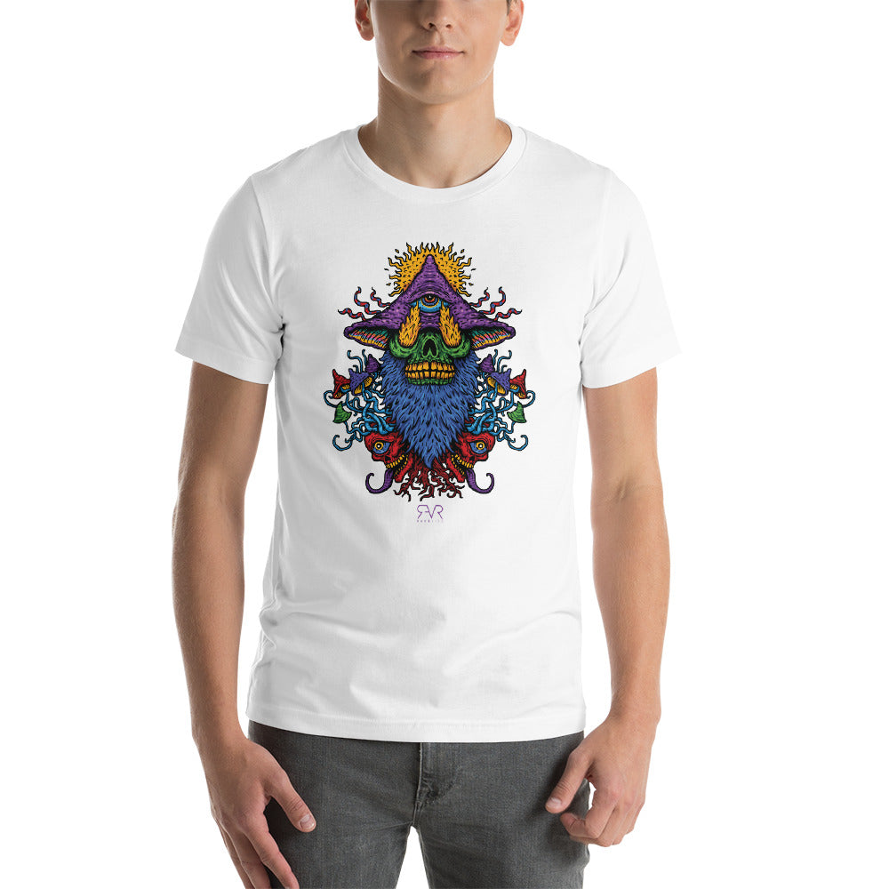 Tripping Balls Short-Sleeve Unisex T-Shirt