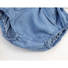 Denim Diaper Covers