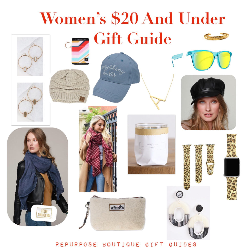 Ballin' on a Budget: Women's Gift Guide Under $20