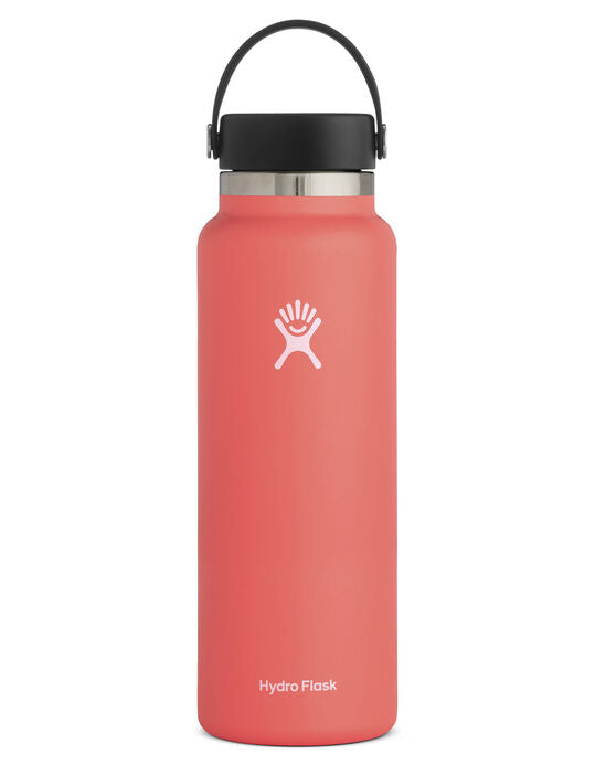 NO STRAW Hydro Flask: 40 oz Wide Mouth 2.0