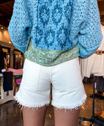 Free People: Baggy Tomboy Short - Natural
