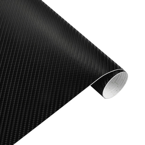 Film vinyle carbone 4D - 60cm x 500cm - 11 couleurs - Covering Shop