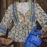 Nightingale Blouse