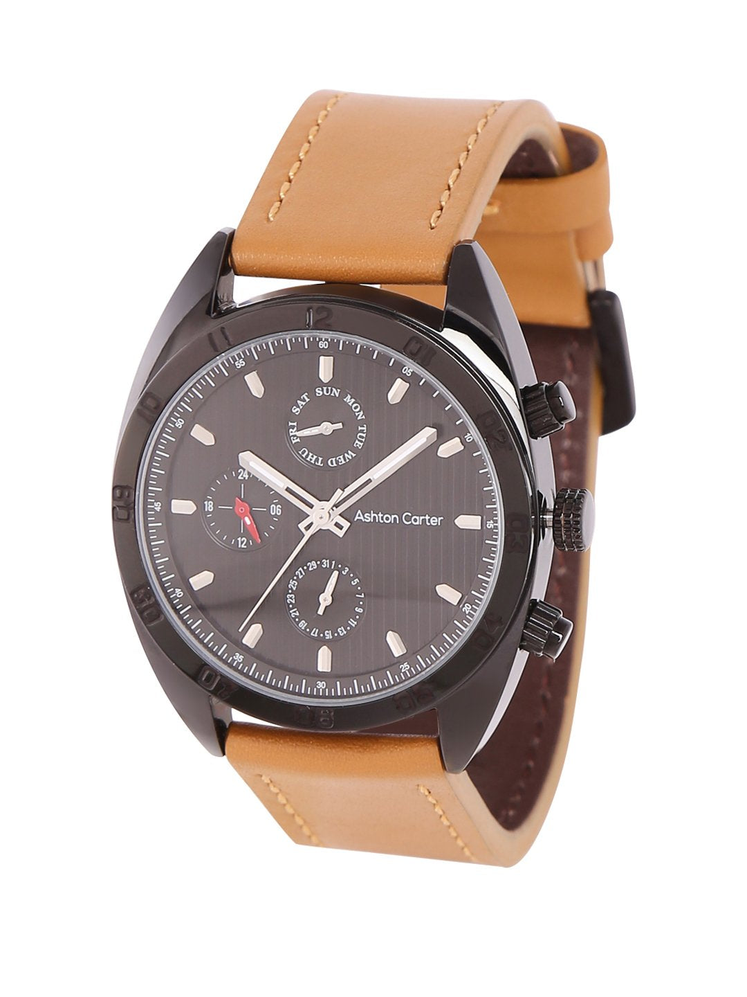 Multi Function Black / Tan