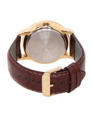 Multi Function Gold / Brown