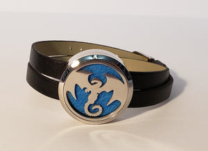 Diffuser Bracelet for Essential Oils Dragon Game of Thrones