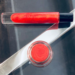 Custom make up colors in Liquid Lip Roller and Quick Color cheek product